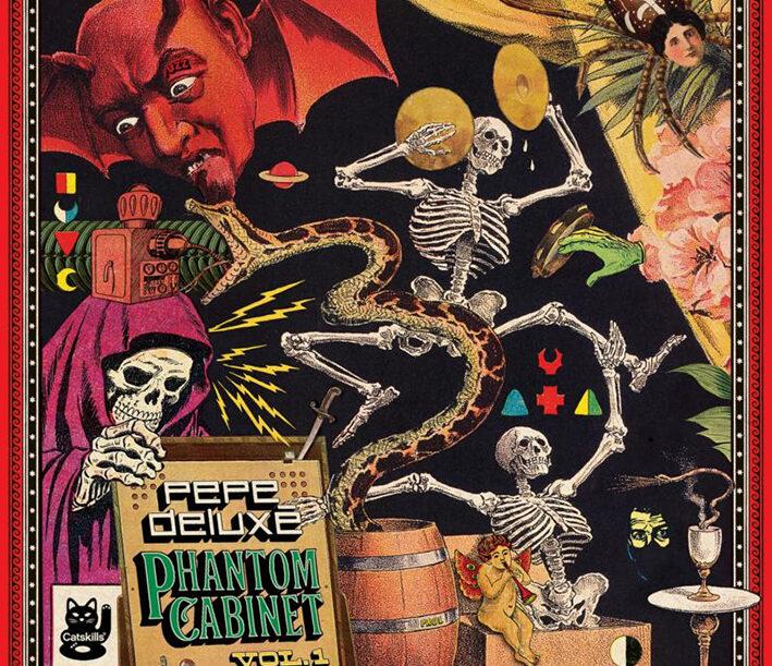 "Pepe Deluxé – ""Phantom Cabinet Vol. 1″"